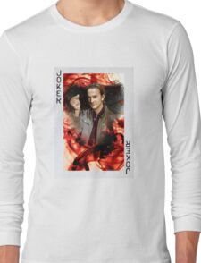 Archangel Gabriel: Supernatural Long Sleeve T-Shirt
