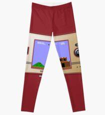 Gameboy Micro Classic Leggings