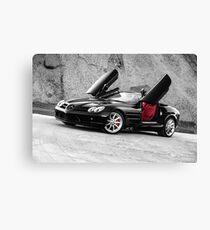 SLR Canvas Print