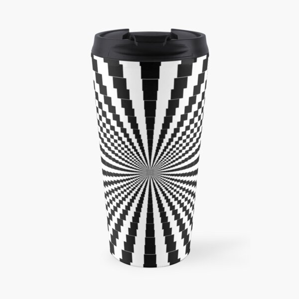Scientific, Artistic, and Psychedelic Prints on Awesome Products Travel Mug