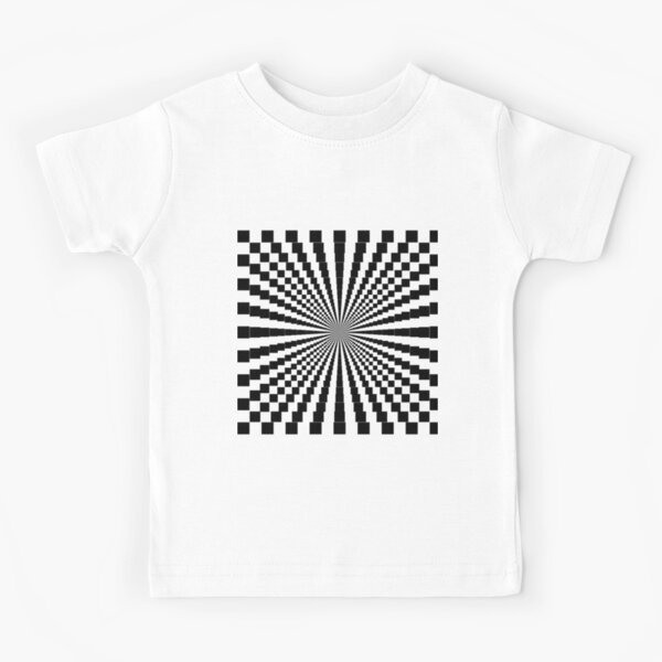 Scientific, Artistic, and Psychedelic Prints on Awesome Products Kids T-Shirt