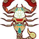 Scorpio von KerstinSchoene