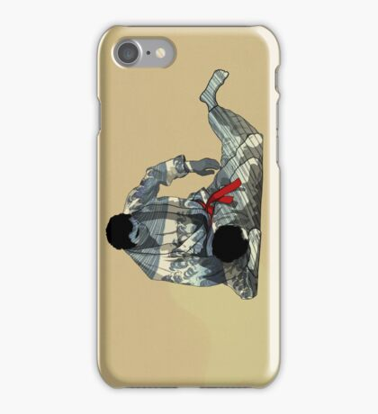 The Ground is my Ocean Part two iPhone Case/Skin