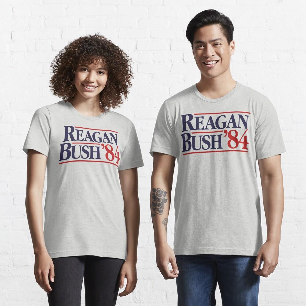 Reagan/Bush '84 Essential T-Shirt