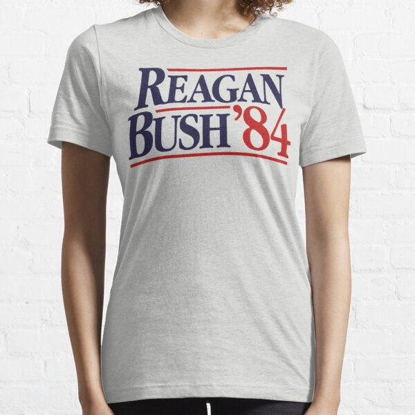 Reagan/Bush '84 Essential T-Shirt