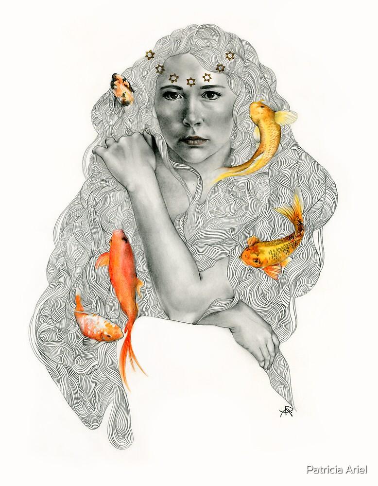 The Mirror Pond by Patricia Ariel