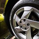 Renault Duster Dynamique 4x4 Wheel [ Print & iPad / iPod / iPhone Case ] by Mauricio Santana
