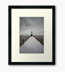 Light the Way Framed Print