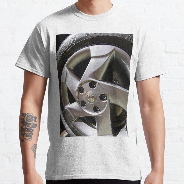 Renault Duster Dynamique 4x4 Wheel [ Print & iPad / iPod / iPhone Case ] Classic T-Shirt