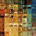 Modern Tile Art #22, 2008 by Mark Lawrence
