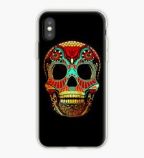 Grunge Skull No.2 iPhone-Hülle & Cover