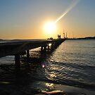 Fisherman's Sunset by LibbyWatkins