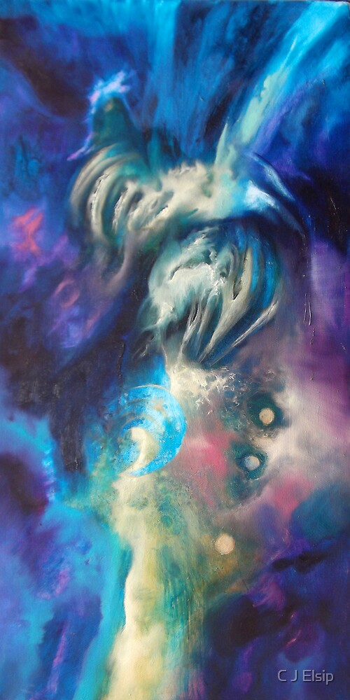 Nebula by C Elsip