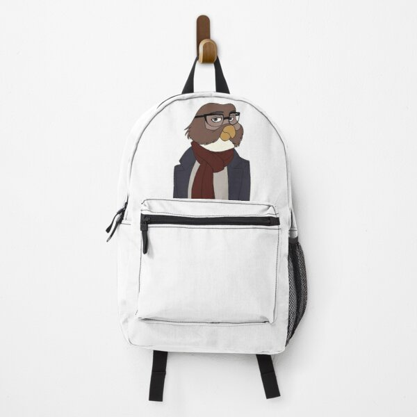 Stylish Owl Gentleman Backpack
