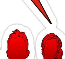 Battle Born Sticker