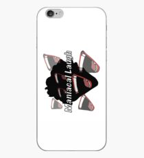 Maniacal Laugh iPhone Case