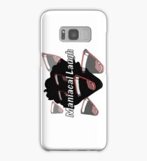 Maniacal Laugh Samsung Galaxy Case/Skin