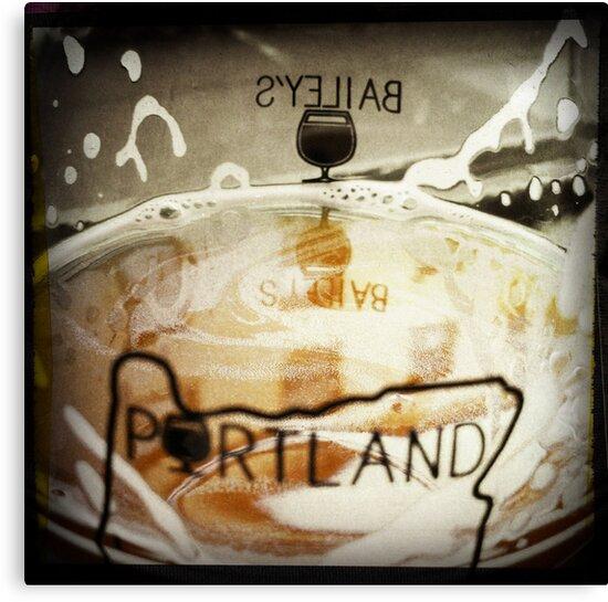 PDX Beer by Jeff Clark