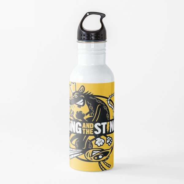 King and the sting original fan Water Bottle