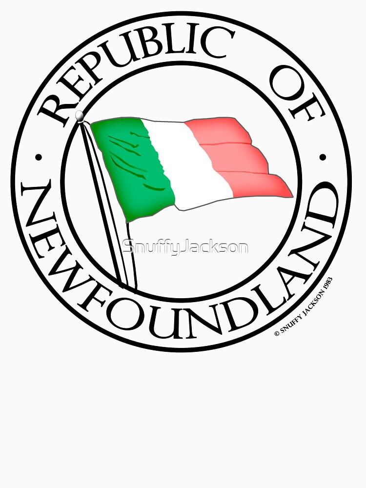 Original Republic of Newfoundland by SnuffyJackson