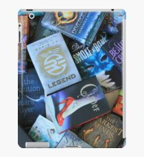 Young Adult Books iPad Case/Skin