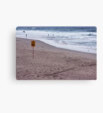 Cronulla Beach, Sydney - photography print Canvas Print