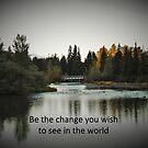 Change  by Coleen Gudbranson