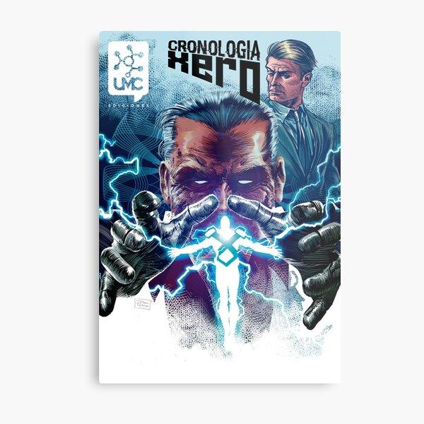 Cronologia Xero #3 by Yapur Lámina metálica