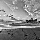 Bamburgh Castle by DanielDent