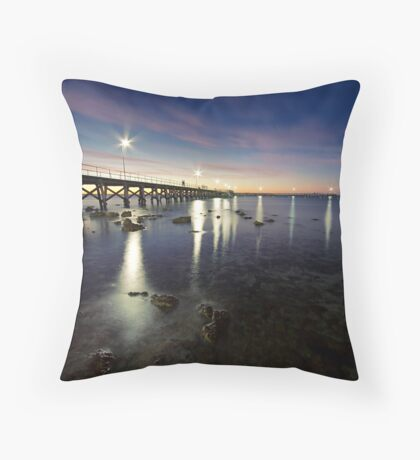 Moonta Bay Throw Pillow
