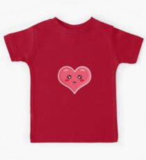 Kawaii Heart Kids Clothes