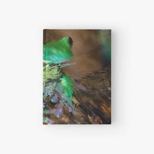 Fractured Spring 4 Hardcover Journal