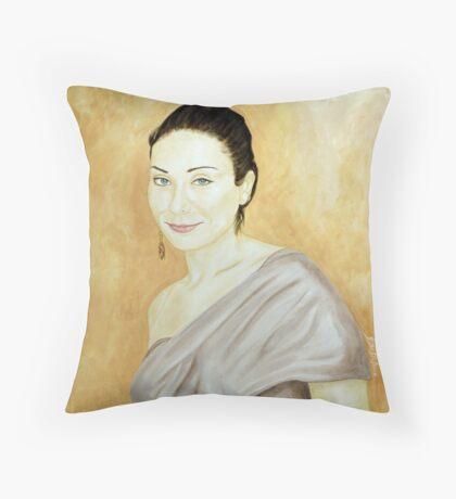 Assia Throw Pillow