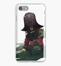 Zombie Pirate LeChuck iPhone Case/Skin