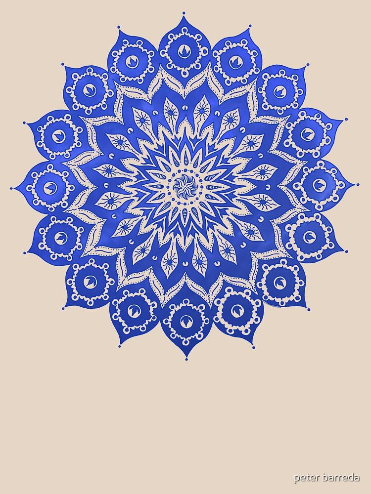 TShirtGifter presents: okshirahm sky mandala | Unisex T-Shirt