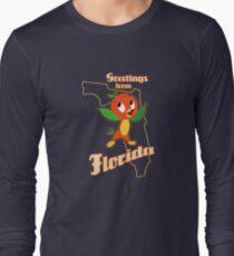 Grüße aus Florida Langarmshirt