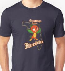 Greetings from Florida Unisex T-Shirt
