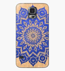 okshirahm sky mandala Case/Skin for Samsung Galaxy