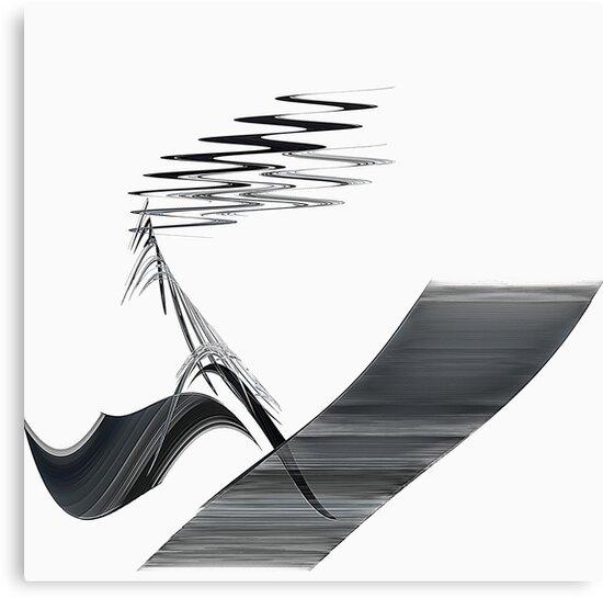 La Danse II by Benedikt Amrhein