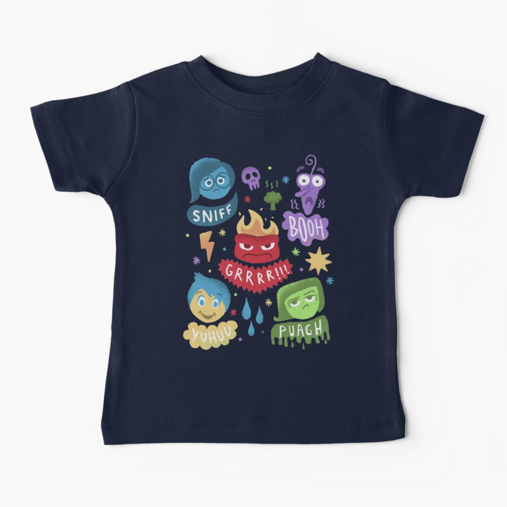 Colourful Mind Baby T-Shirt