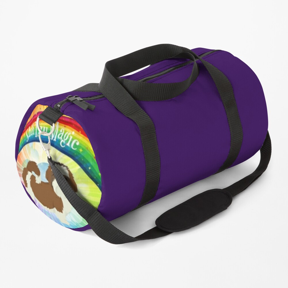 Shih Tzu Magic Duffle Bag