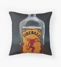 Still Life - Half Empty? Throw Pillow