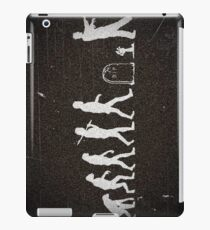 Zombie Evolution iPad Case/Skin