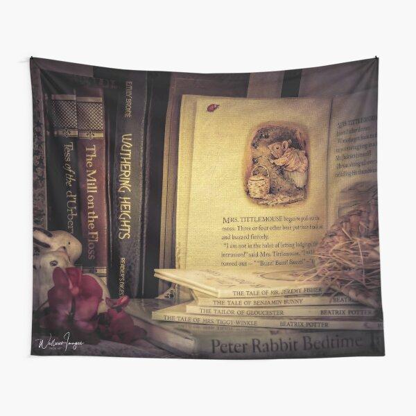 Bedtime Story Tapestry