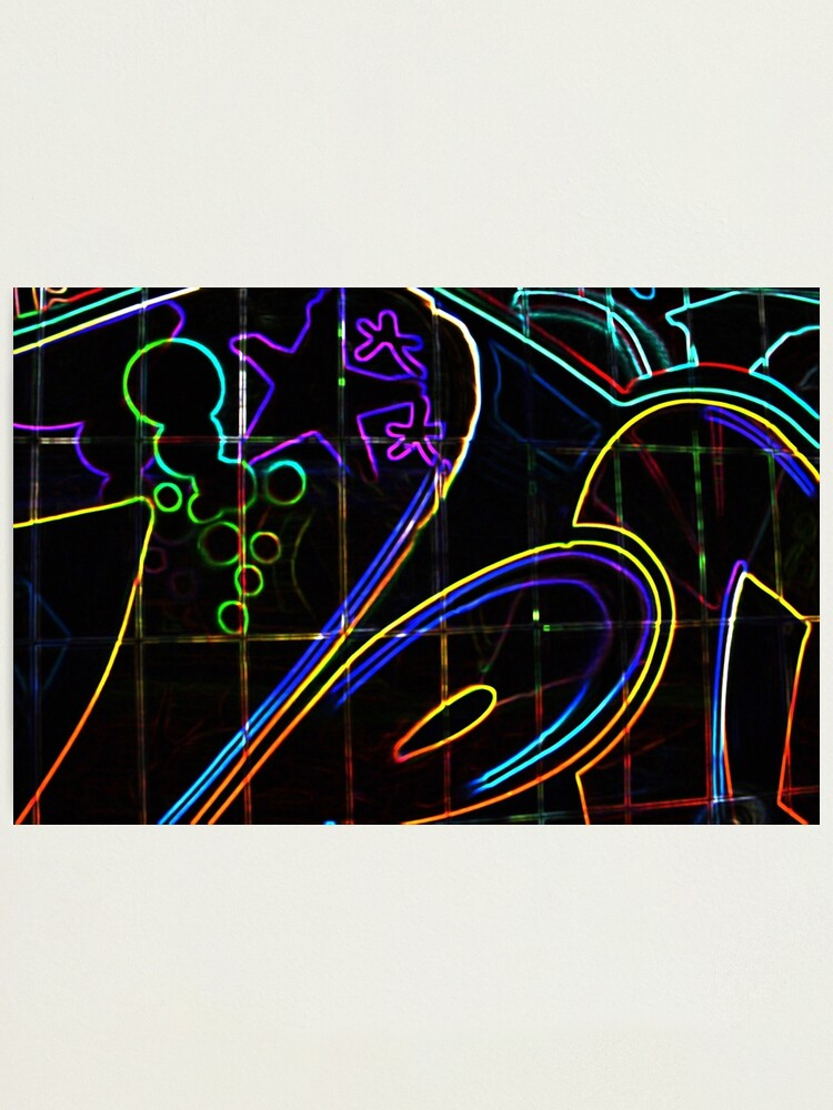 Alternate view of Graffiti 10 Photographic Print