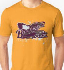 Burnout Slim Fit T-Shirt