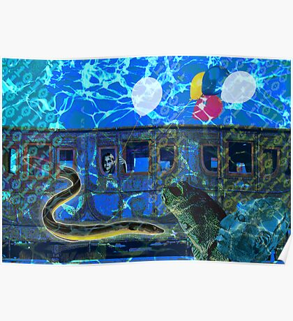 20.000 Leagues Under the Sea Poster
