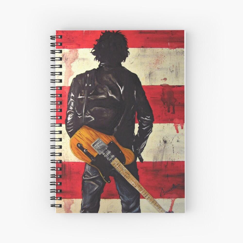 Bruce springsteen Poster Carteles de chapa vintage Cartel de chapa Retro Letrero de metal Placa Arte Decoraci/ón de pared 8 /× 12 Pulgadas