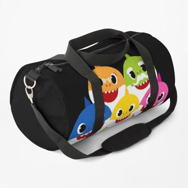 Baby Shark Duffle Bag