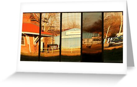 Five Panes by Lee Donavon Hardy